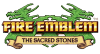 Logo Fire Emblem The Sacred Stones
