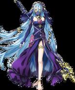 Artwork de Azura, Señora musical (1) - Fire Emblem Heroes