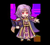 Lyon Demon King Heroes sprite