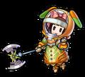 Mamori Heroes sprite