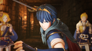 Warriors Marth Screen 2