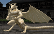 FE9 White Dragon (Transformed) -Nasir-