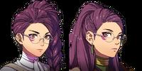 Petra Portrait With Glasses