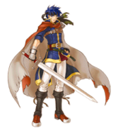 Brawl Sticker Ike (FE9)