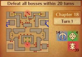Conquest C18 Map