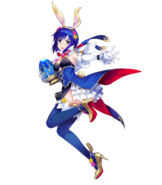 Catria (Hares at the Fair) Fight