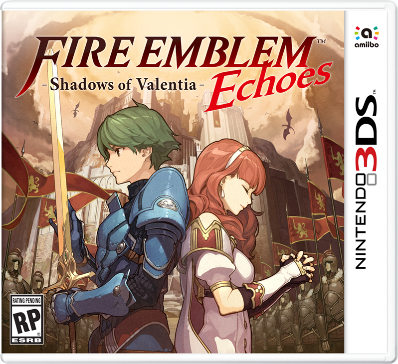 Fire Emblem Echoes Shadows of Valentia Fire Emblem Wiki