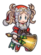 Heroes Lissa Sprite (Christmas)