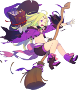 Trick or Defeat Nowi Damaged