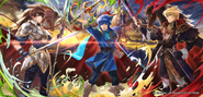 Leif Seliph & Ares HN by Mayo