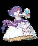 Sanaki (Bridal Bloom) Fight