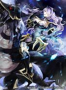 Camilla Fire Emblem Cipher