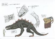 FE3H Concept Art Giant Crawler