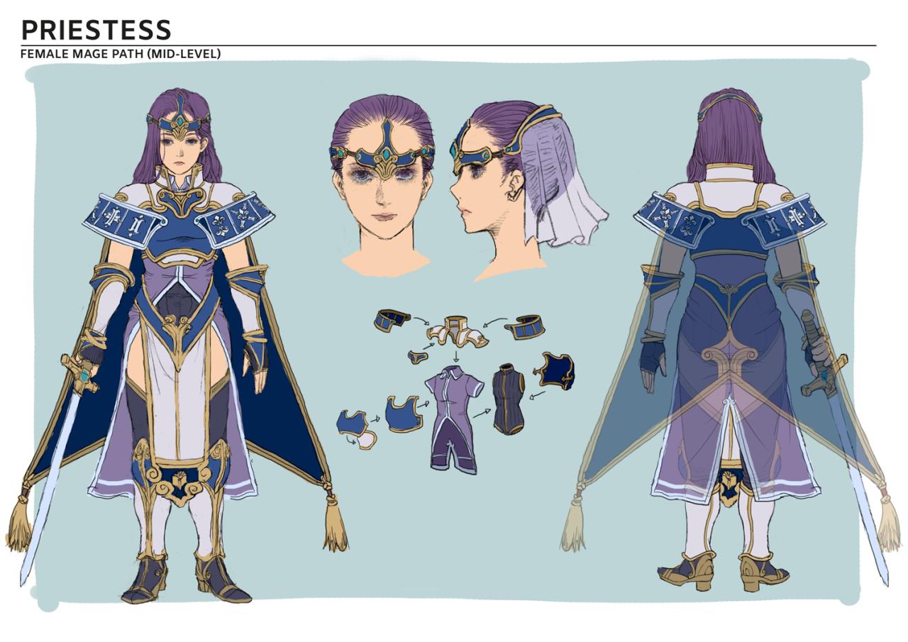 Priestess (Gaiden) | Fire Emblem Wiki | FANDOM powered by Wikia