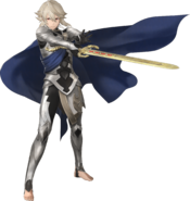 Male Corrin FE Warriors