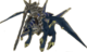 FE10 Haar Dragonlord Sprite