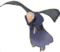 FE10 Nealuchi Raven (Untransformed) Sprite