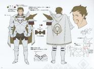 FE3H Concept Art Alois