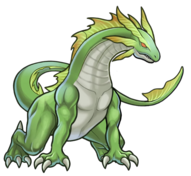 Heroes Ninian Sprite (Dragon)