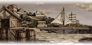 Shadow Dragon Ch2 - Galder Harbor
