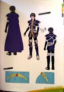 TMS concept of Itsuki in his Marth form, 02