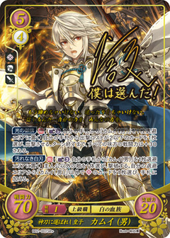 Fire Emblem Cipher B02-036N