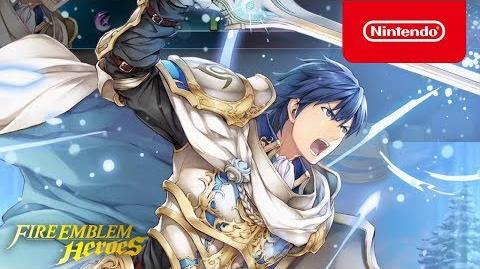 Fire Emblem Heroes - New Heroes (The Branded King)