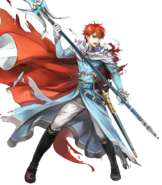 Brave Eliwood Damaged
