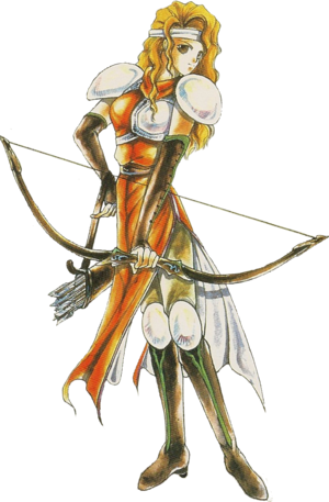Briggid (Super Tactics Book)