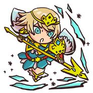 Fjorm princess of ice 01