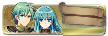 Banner Ephraim and Eirika
