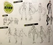TMS (Cinematic) concept art of Kiria