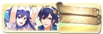 Banner Lucina and Chrom (Special)