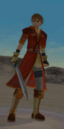 FE10 Swordmaster (Edward)