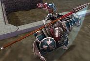 FE14 Steel Lance