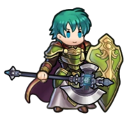 Heroes Ephraim Sprite (CYL)