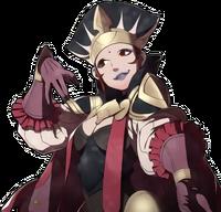 Retrato Daniela - Fire Emblem Fates