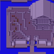 FE3 Chapter 16 Map