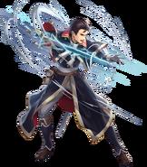 Reinhardt (Thunder's Sword) Special