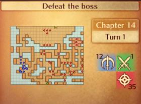 Conquest C14 Map
