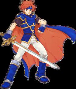 Fire Emblem 6 Roy