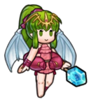 Heroes Young Tiki Sprite (Summer)