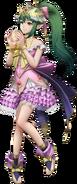 Warriors Colorful Dress Tiki