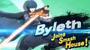 Byleth Joins Smash House!