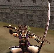FE14 Hinata's Katana