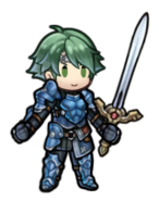 Heroes Alm Sprite