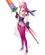 Marisa Crimson Rabbit Heroes