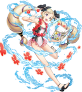 Elise Swimsuit Skill
