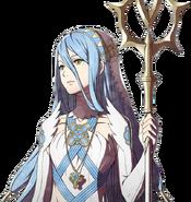 Retrato Azura - Fire Emblem Fates