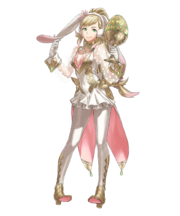 Sharena (Hares at the Fair) Heroes